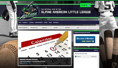 Alpine American Little League